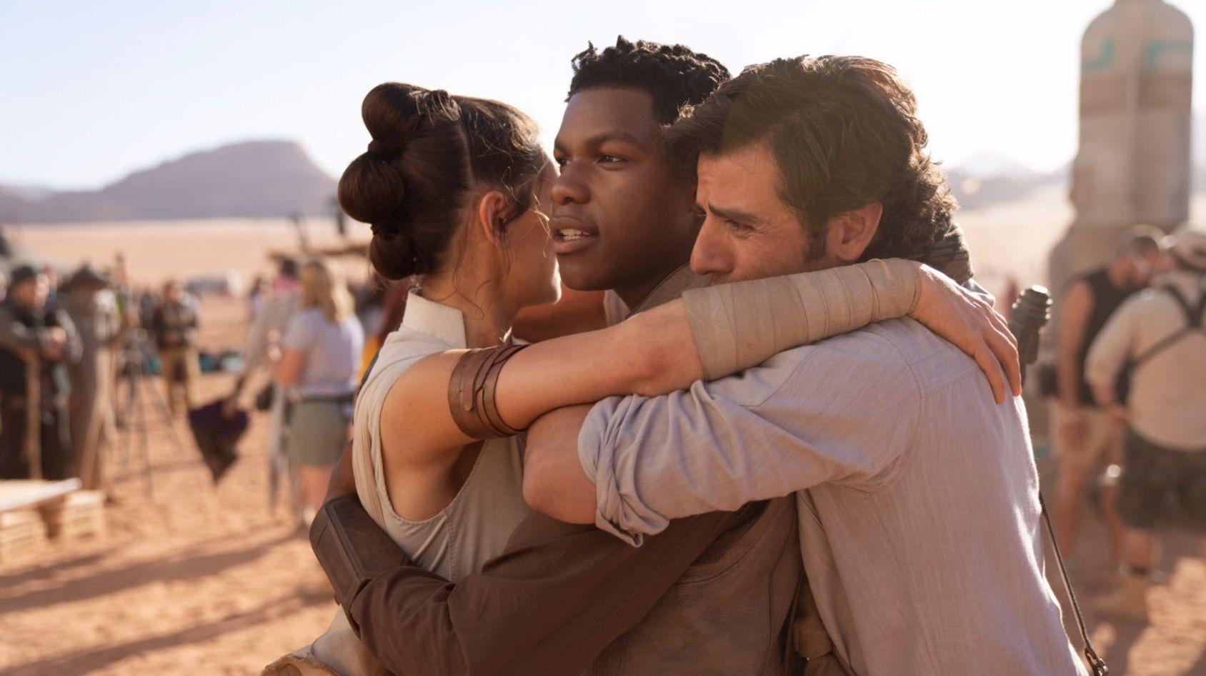 Star Wars IX är färdigfilmad