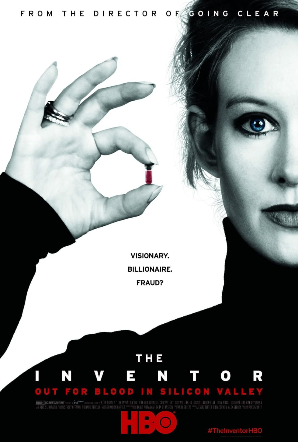 Trailer för The Inventor: Out for Blood in Silicon Valley