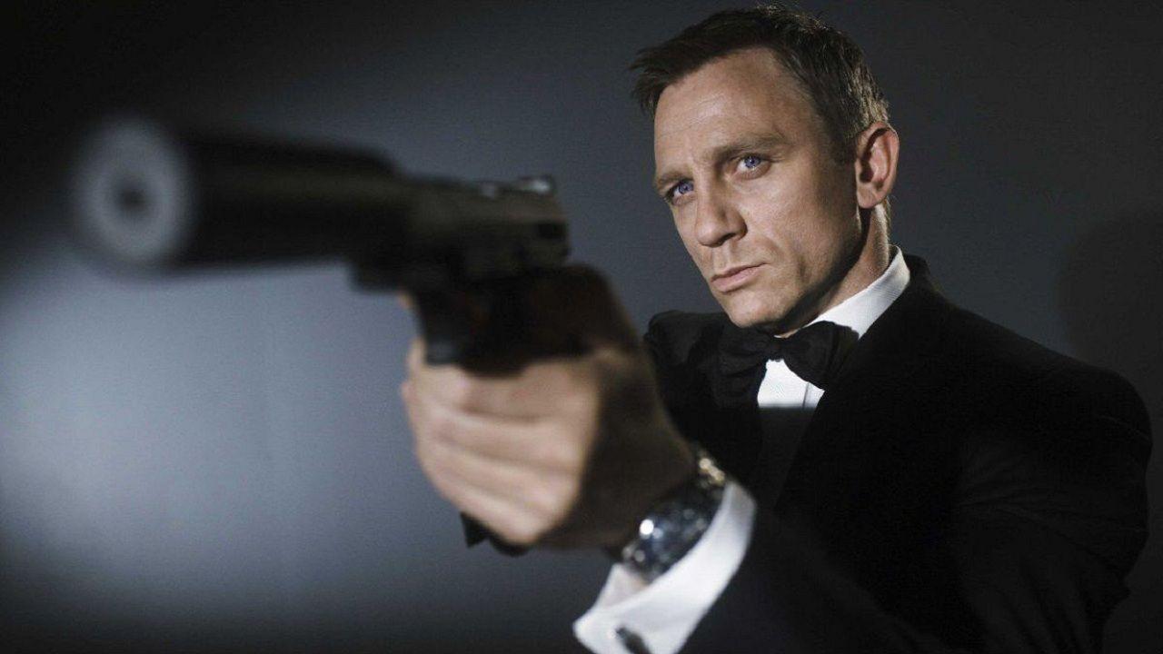 Bond 25 försenas