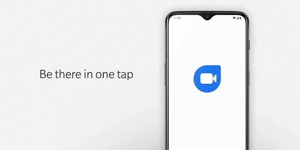 OnePlus integrerar Google Duo i samtalsappen