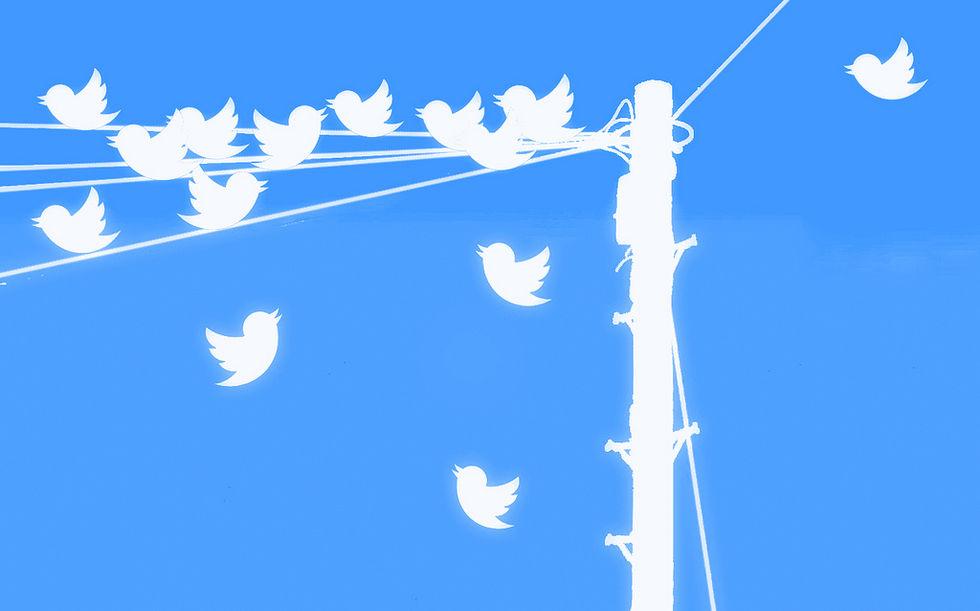 Twitter sparar direktmeddelande som du raderar