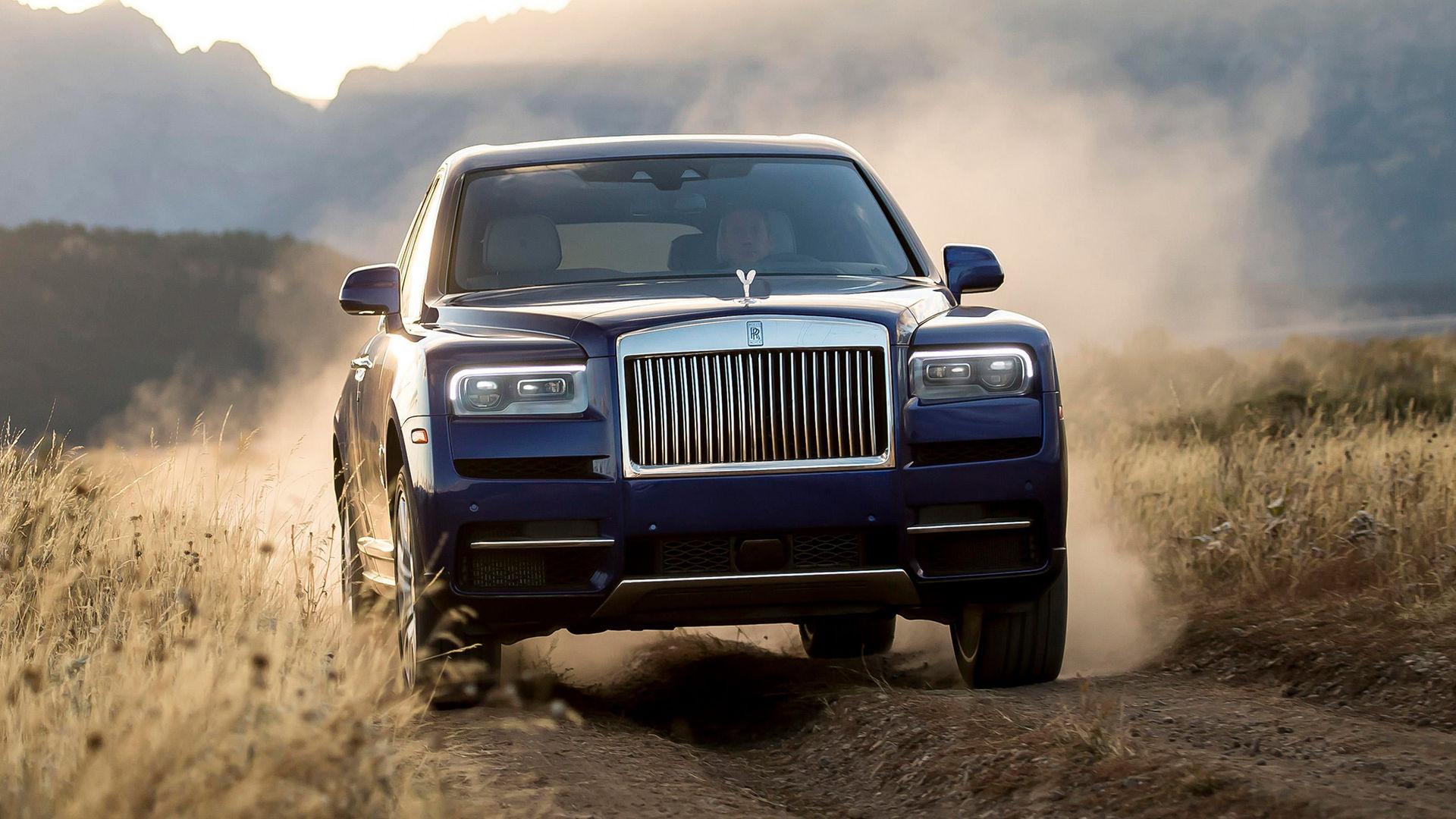 Cullinan säljer för bra - Rolls-Royce hinner inte med