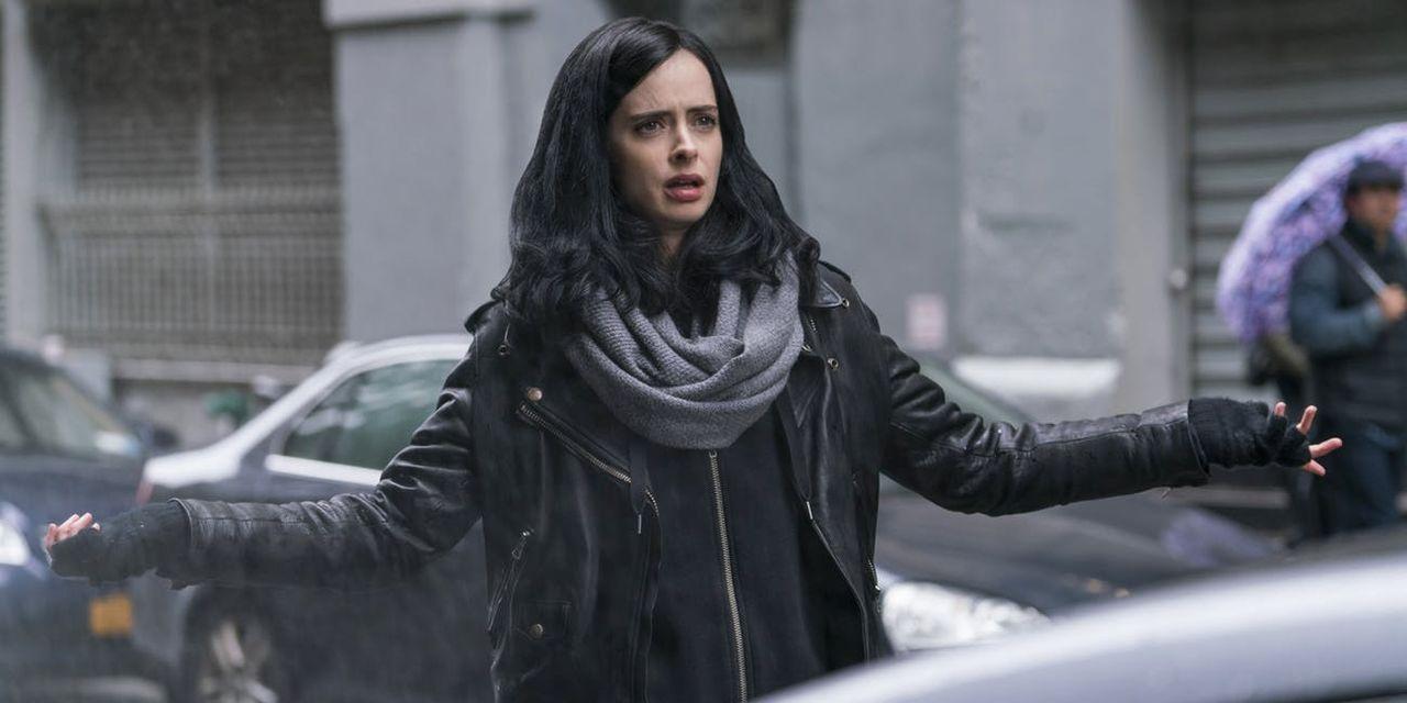 Netflix lägger ner Jessica Jones och The Punisher