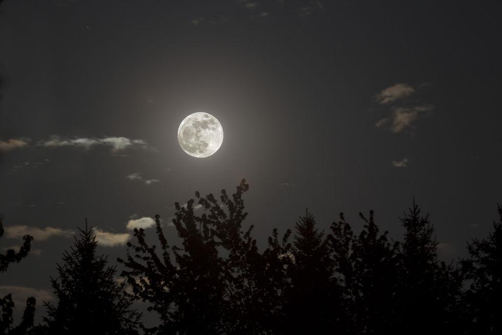 Idag är det dags för en supermåne igen