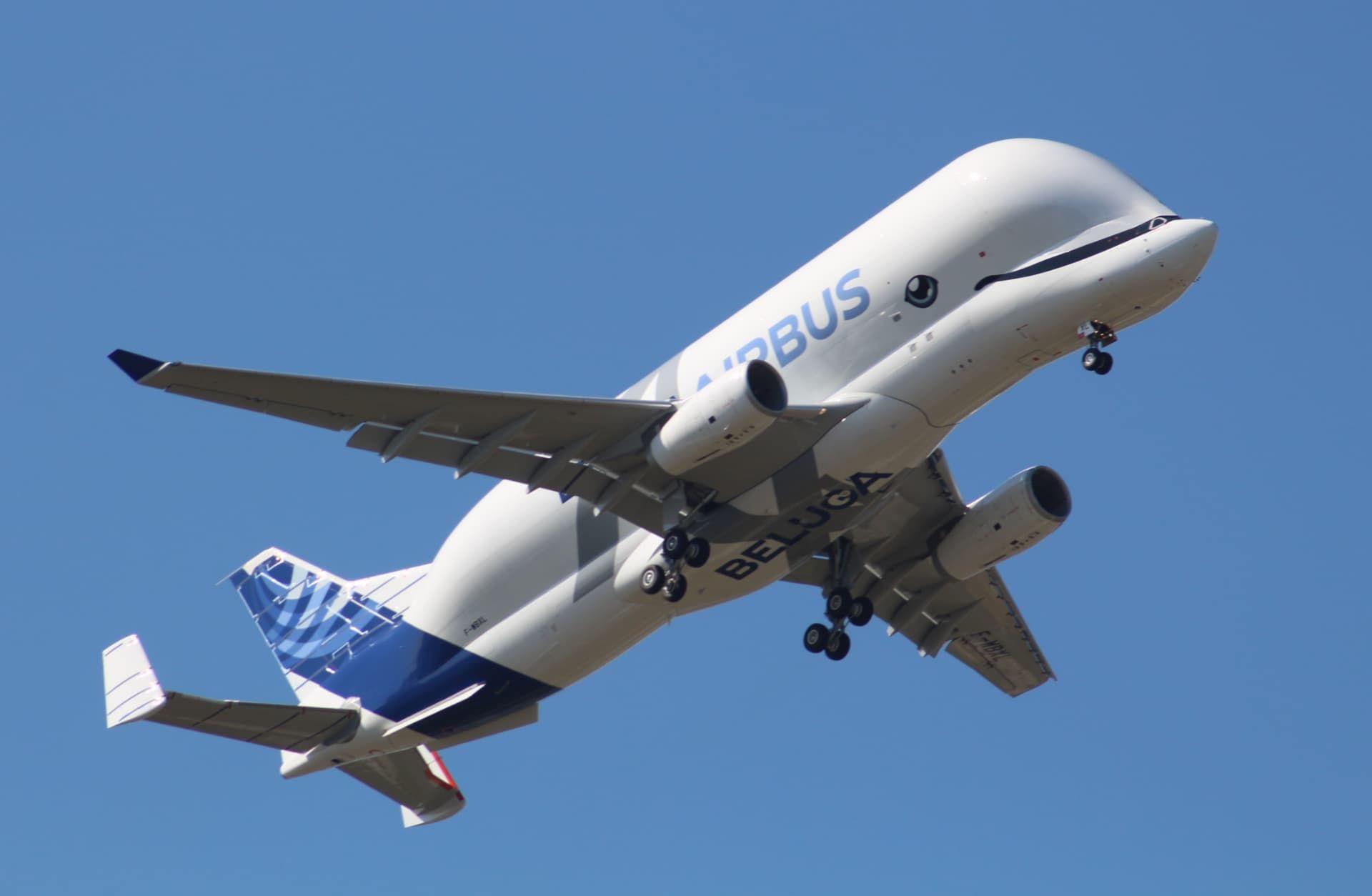 Beluga XL snart redo att ta i drift