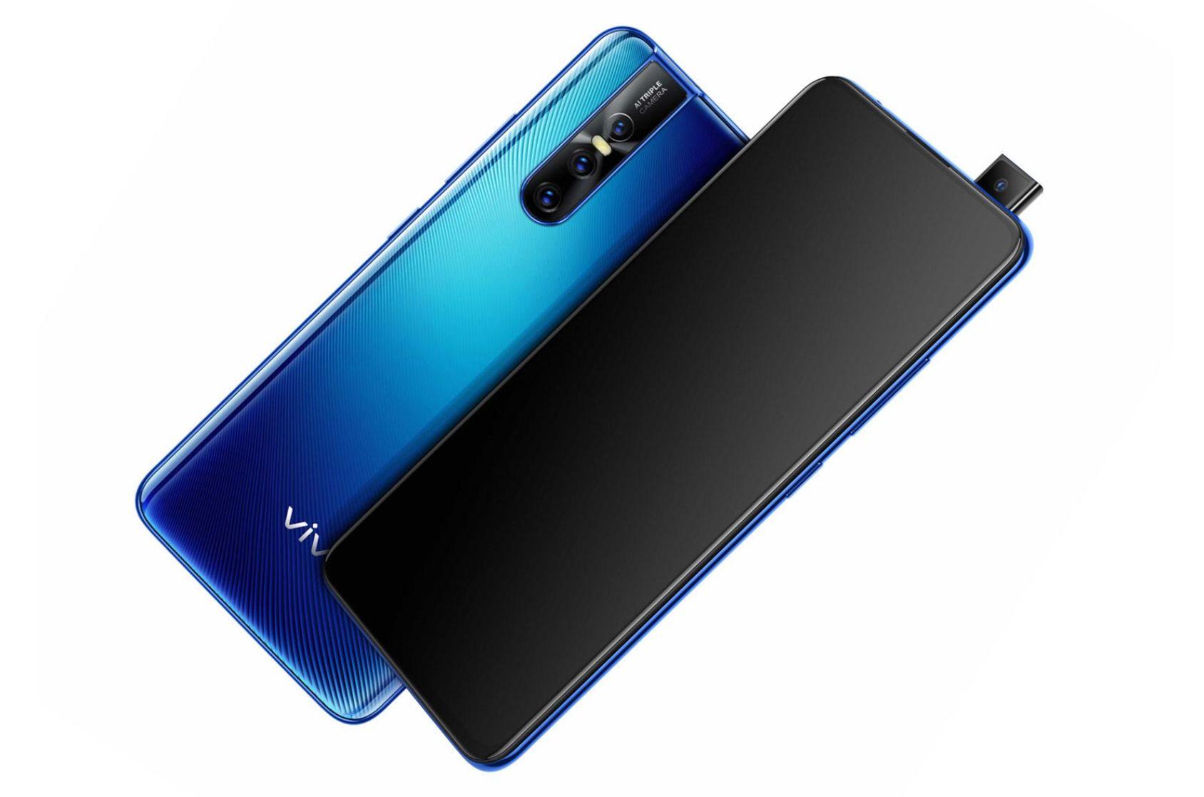 Nu är Vivo V15 Pro lanserad