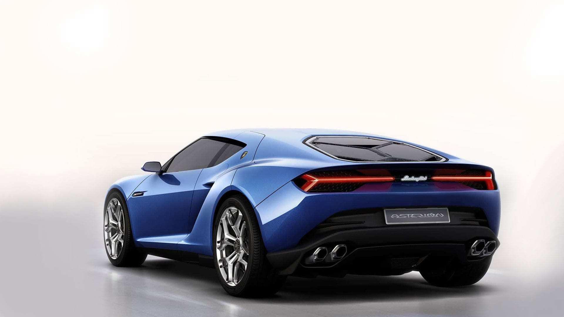 Lamborghini visar superbil med hybriddrift i Frankfurt