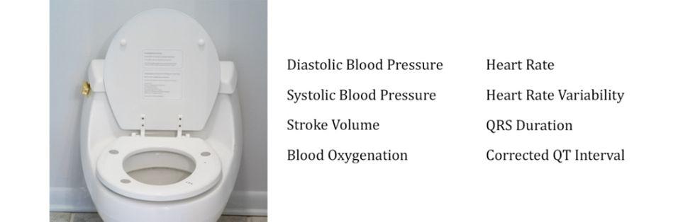 Den här toaletten håller koll på hjärtat