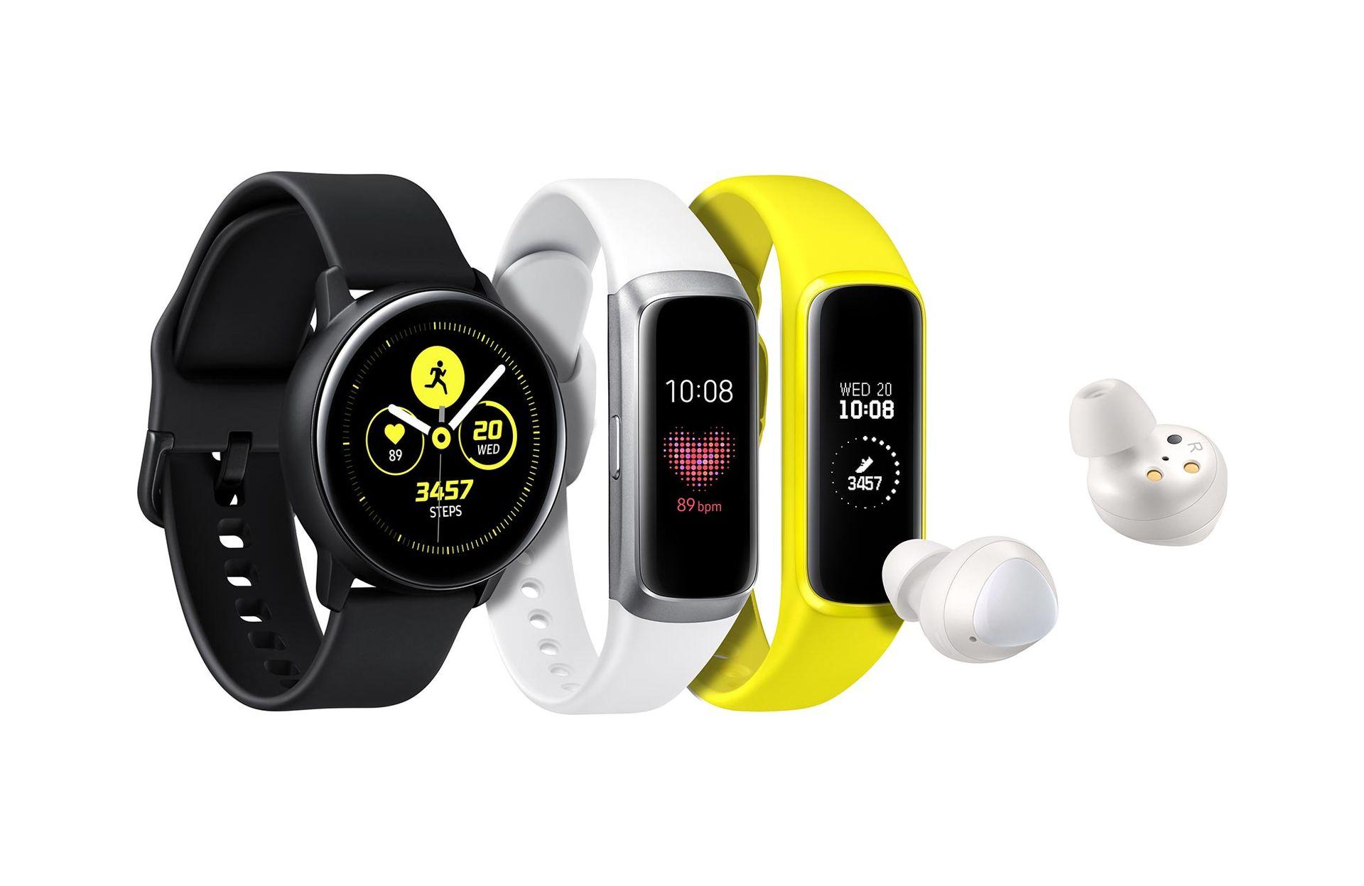 Det här är Samsungs tre nya tillbehör