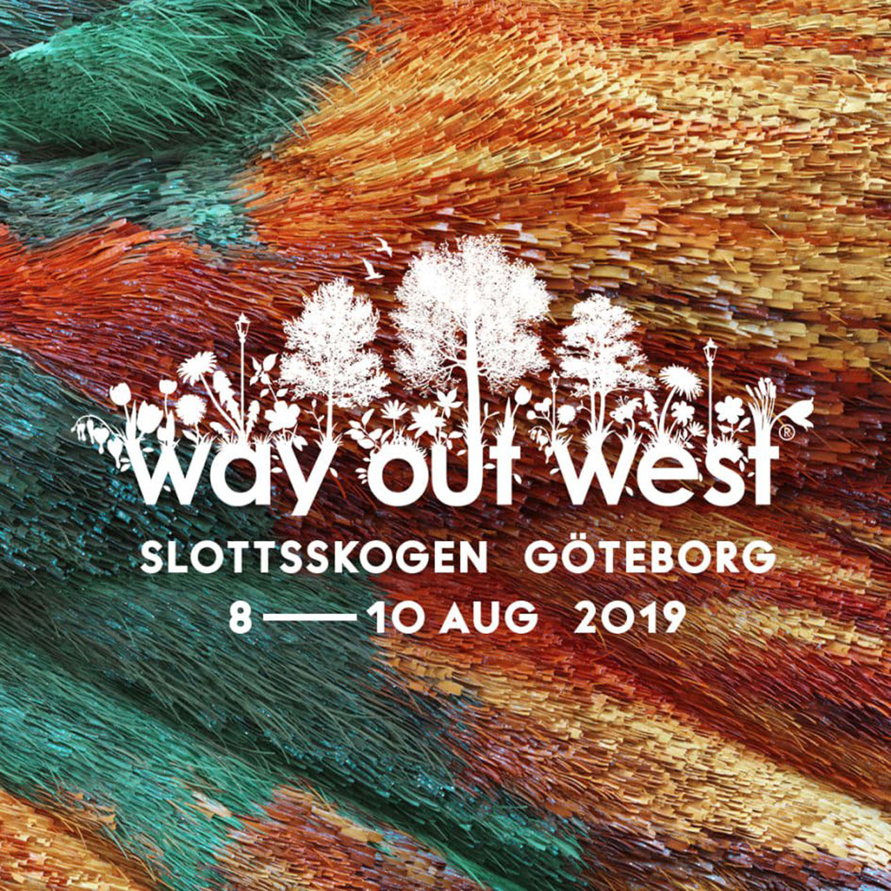 Way Out West fyller på med 19 nya namn
