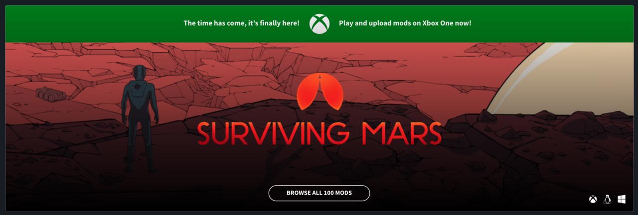 Fritt fram att modda Paradox-spel på Xbox One