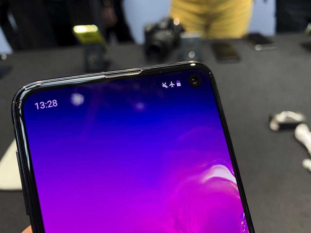 Samsung Galaxy S10 blir första telefonen med stöd för WiFi 6