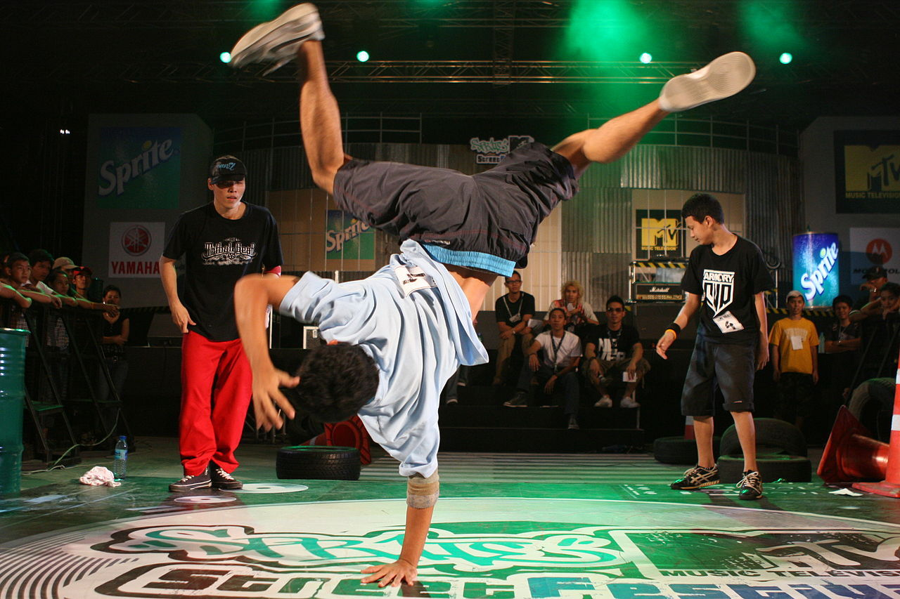 Breakdance föreslås bli OS-gren