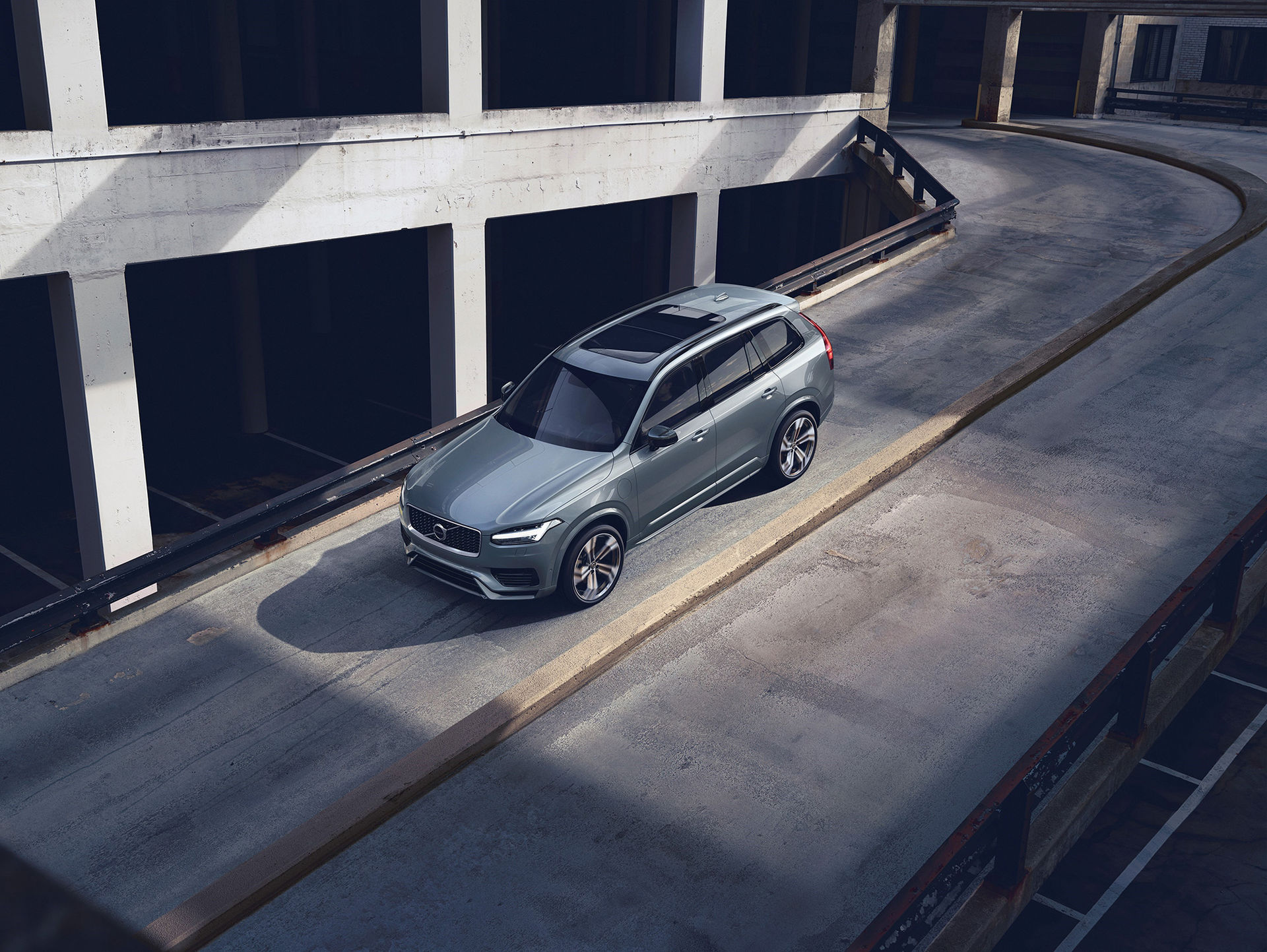 Volvo presenterar mildhybrider med bromskraftsåtervinning