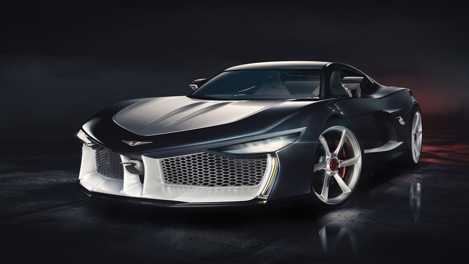 Hispano-Suiza presenterar en ny superbil