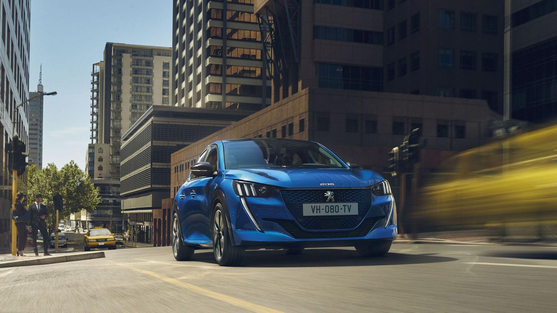Nu är nya Peugeot 208 här