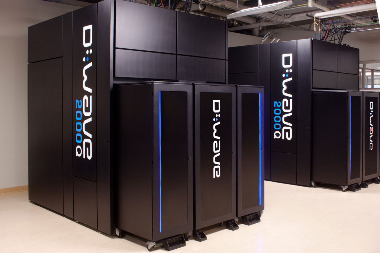 D-Wave siktar på att ta fram kvantdator med 5000 qbits