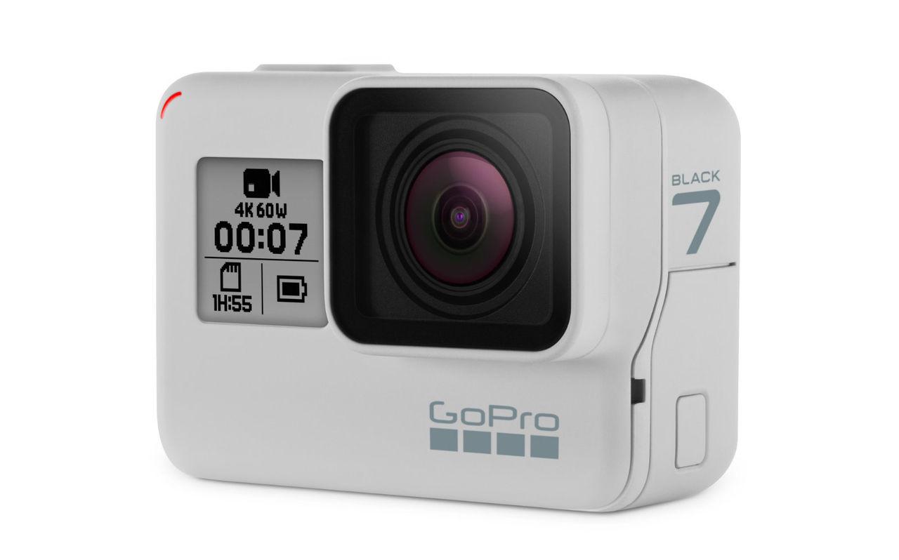 GoPro släpper vit version av Hero 7 Black