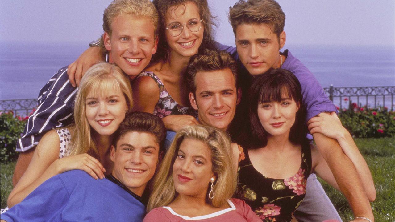 Beverly Hills 90210 gör comeback