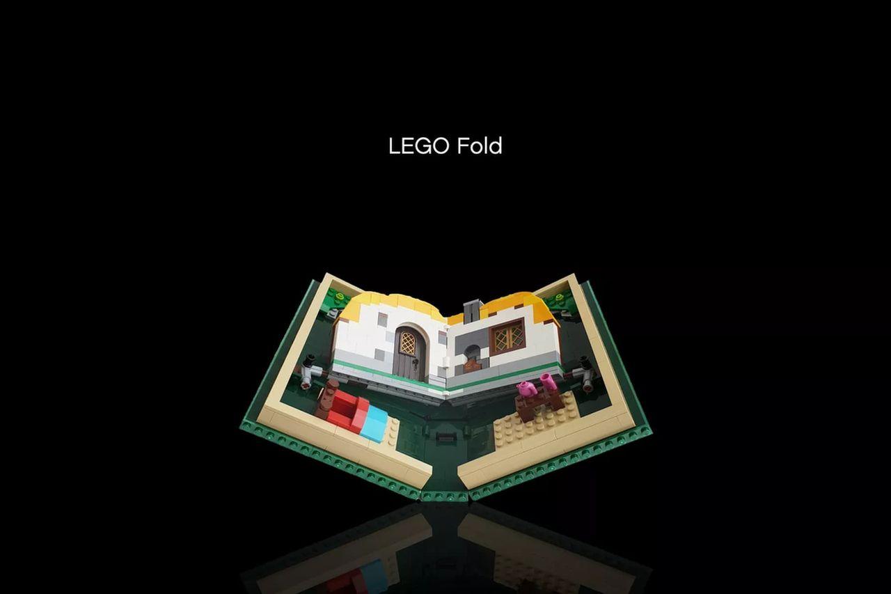 LEGO presenterar LEGO Fold