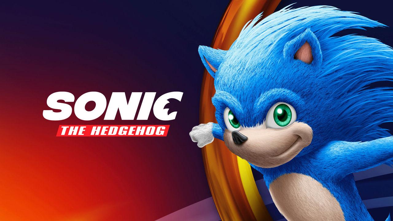 Kommer Sonic se ut så här i filmen?
