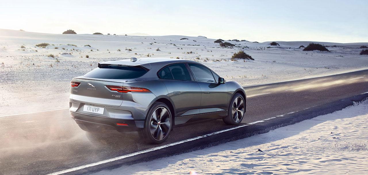 Jaguar I-Pace är Årets bil 2019 i Europa