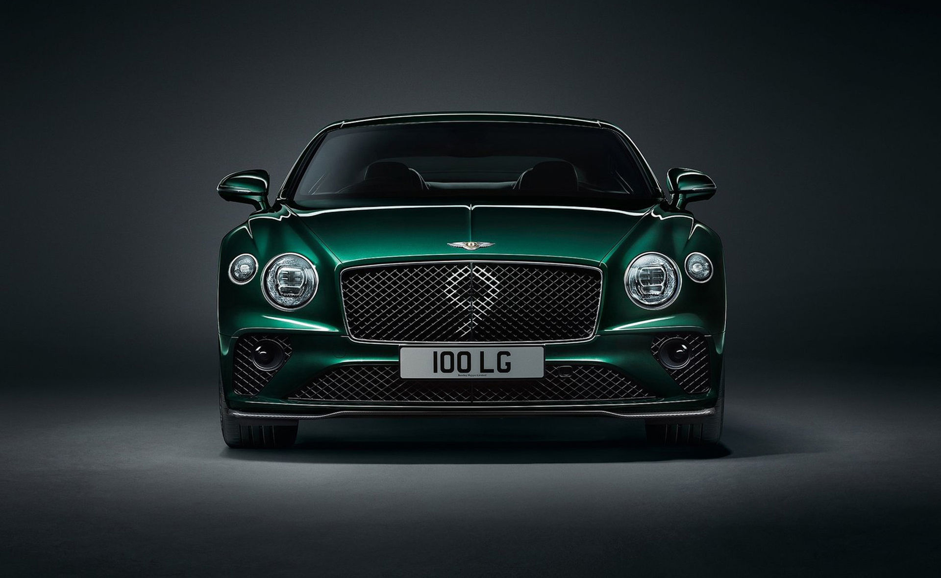 Bentley visar racing-inspirerad Continental GT i Genève