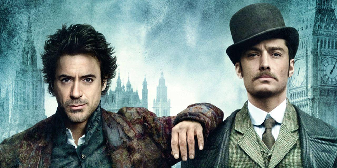 Sherlock Holmes 3 skjuts upp till december 2021