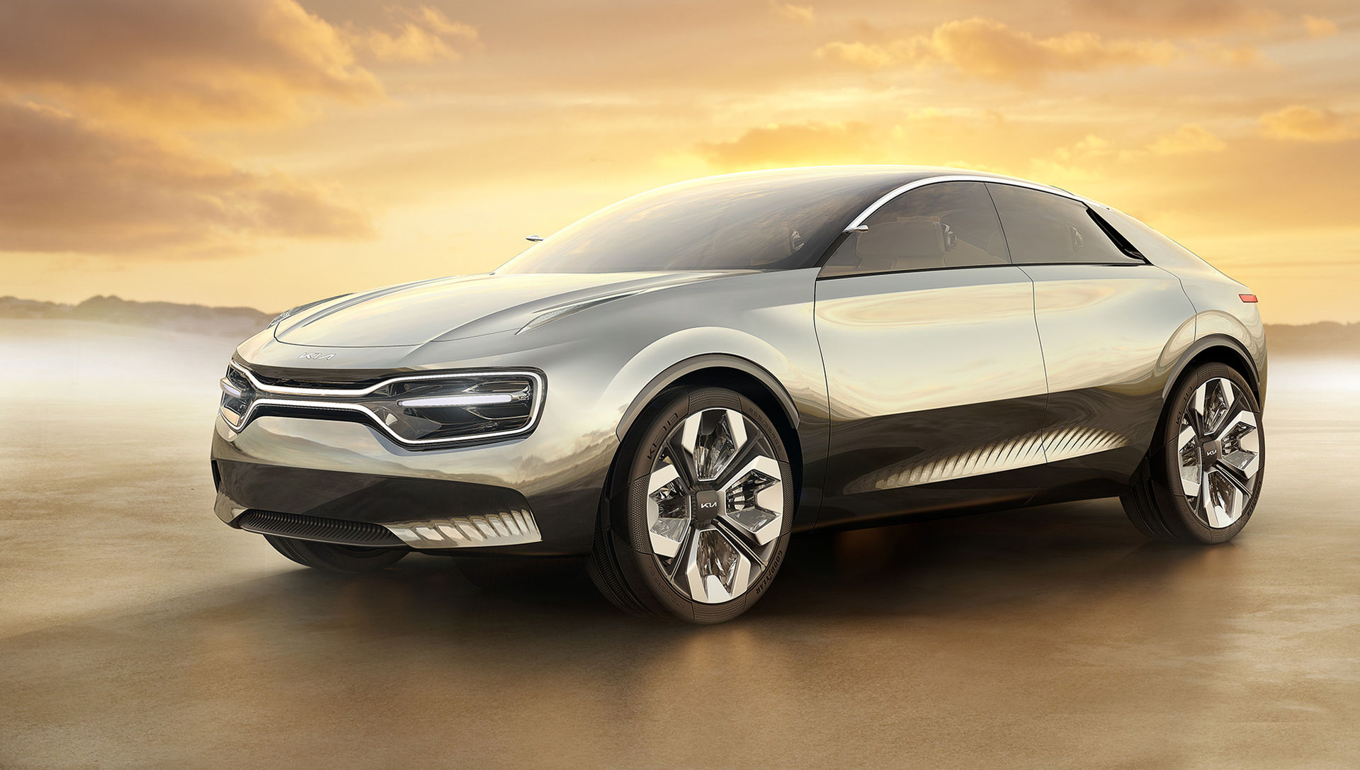 Imagine by Kia kan vara en elbil för framtiden