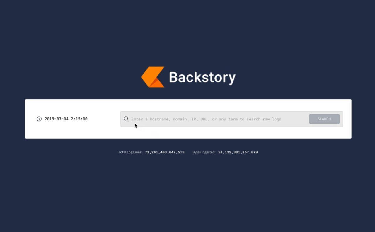 Alphabets Chronicle lanserar säkerhetstjänsten Backstory