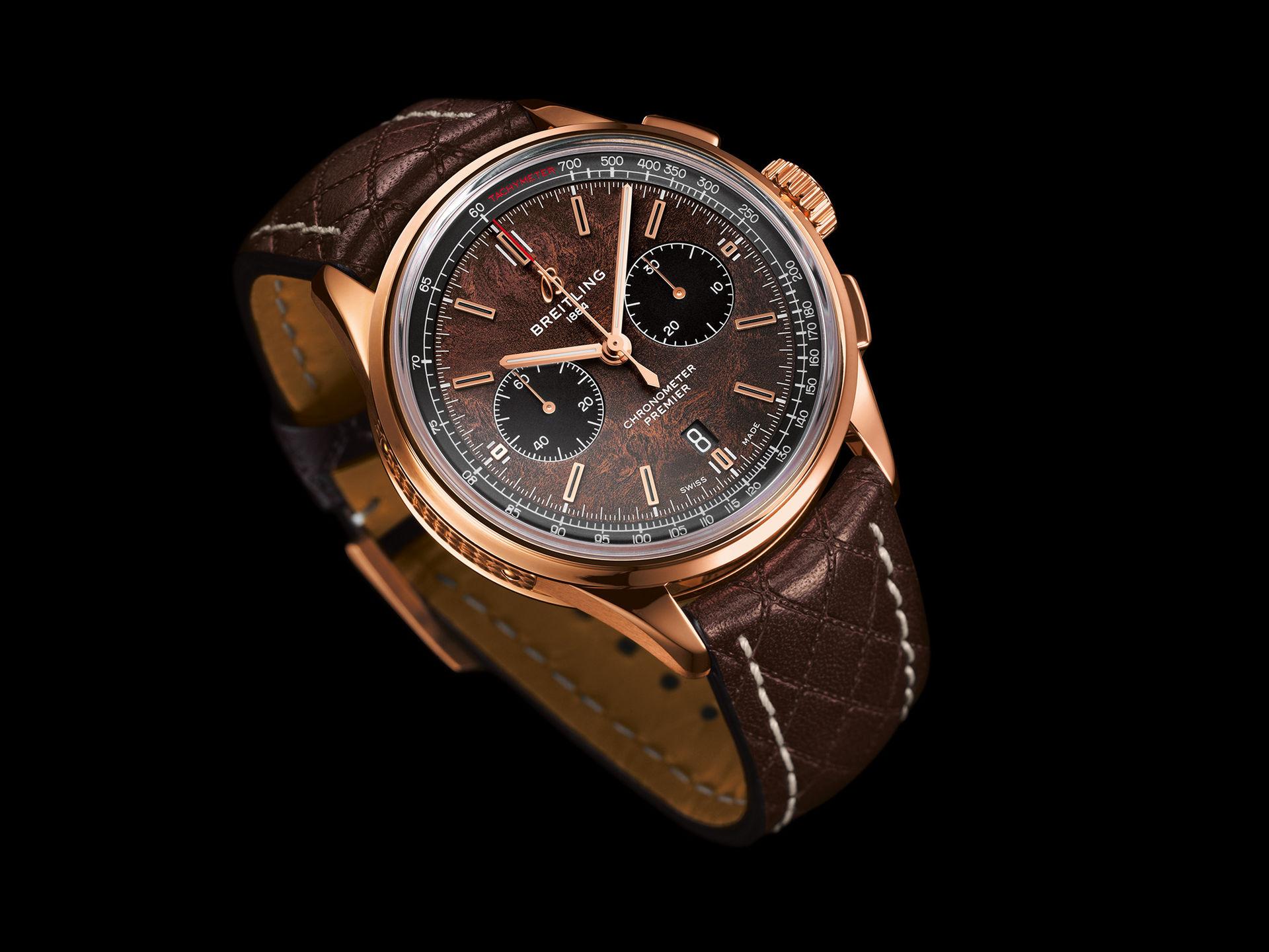 Ny klocka från Breitling