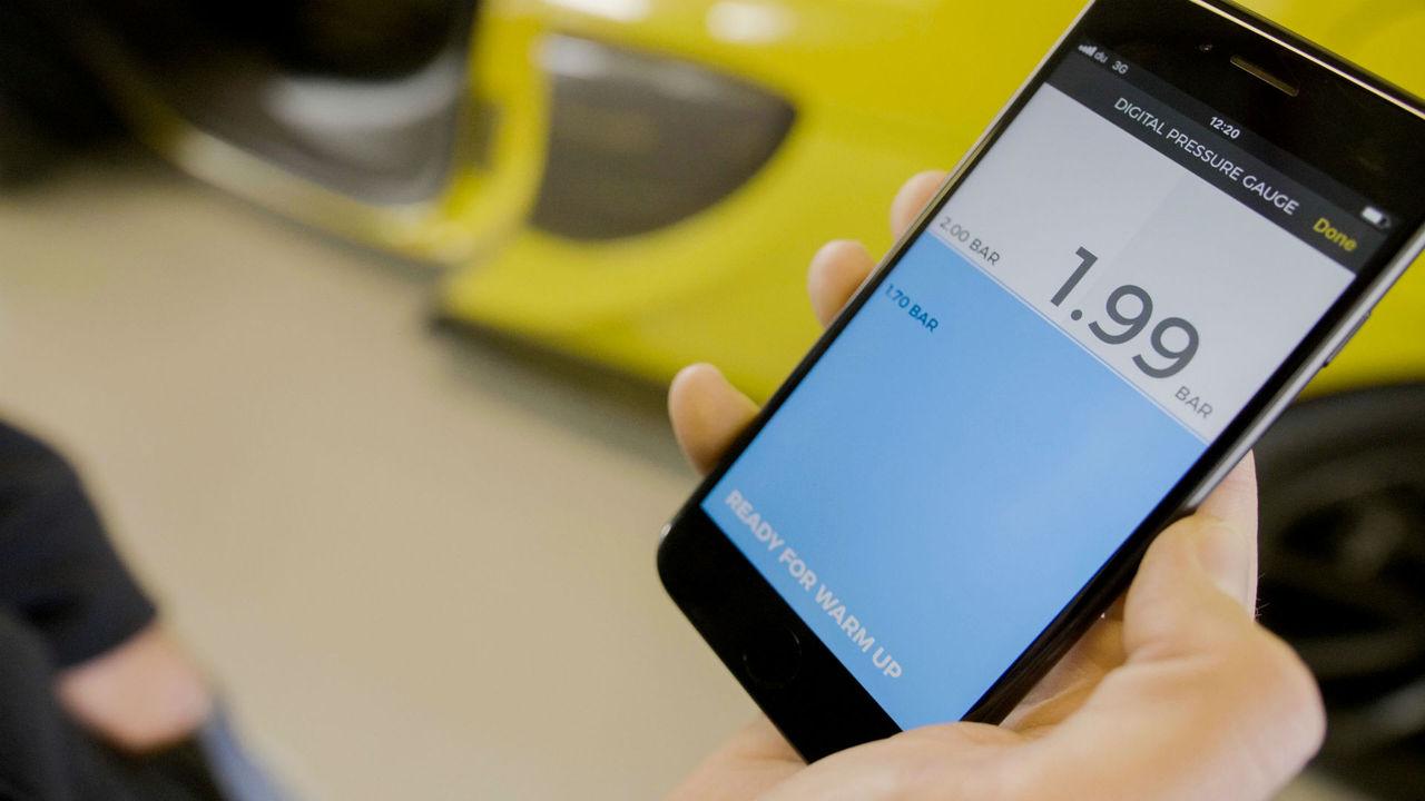 Pirelli lanserar racingapp för hobbychaufförer