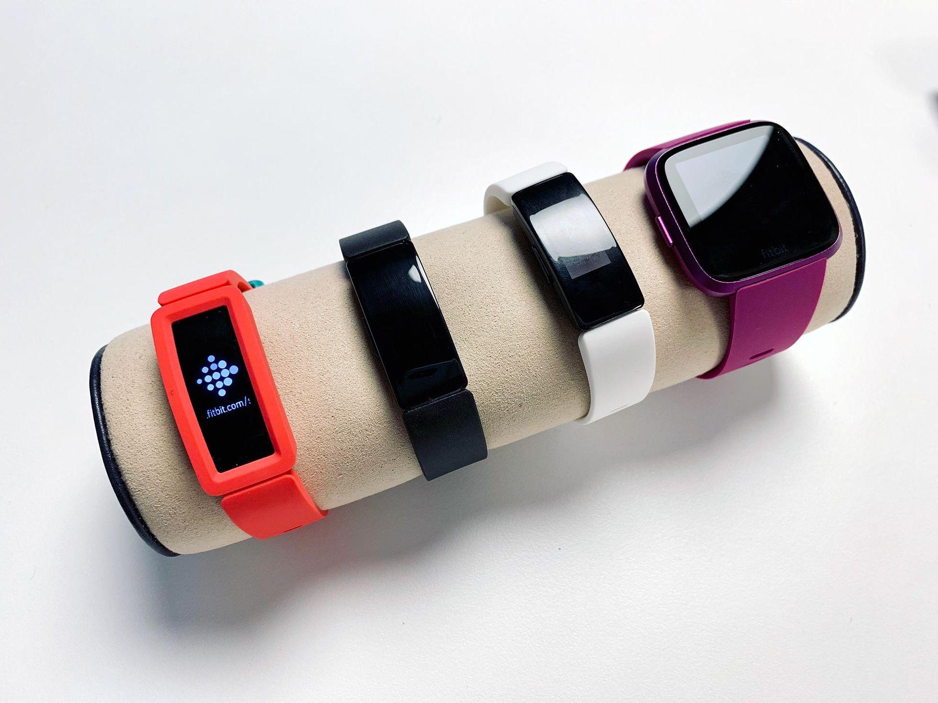 Fitbit börjar året med fyra nya produkter