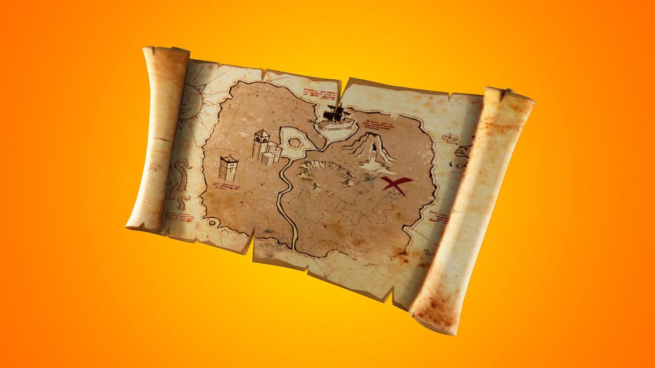 Nu kan man gräva upp piratskatter i Fortnite