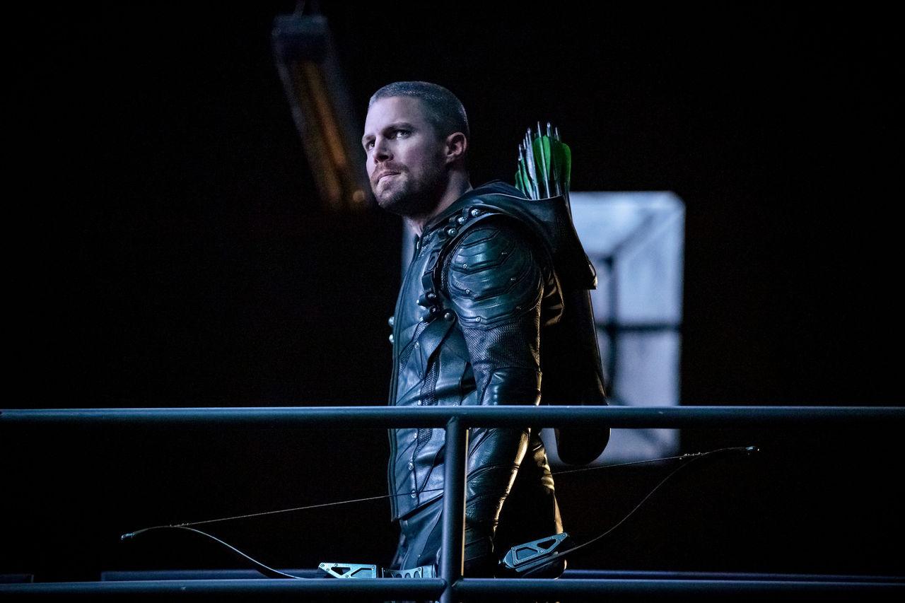 Arrow avslutas efter åtta säsonger