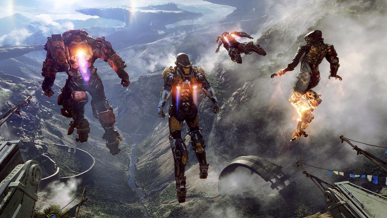 Bioware kommer fixa PS4-strul i Anthem nästa vecka