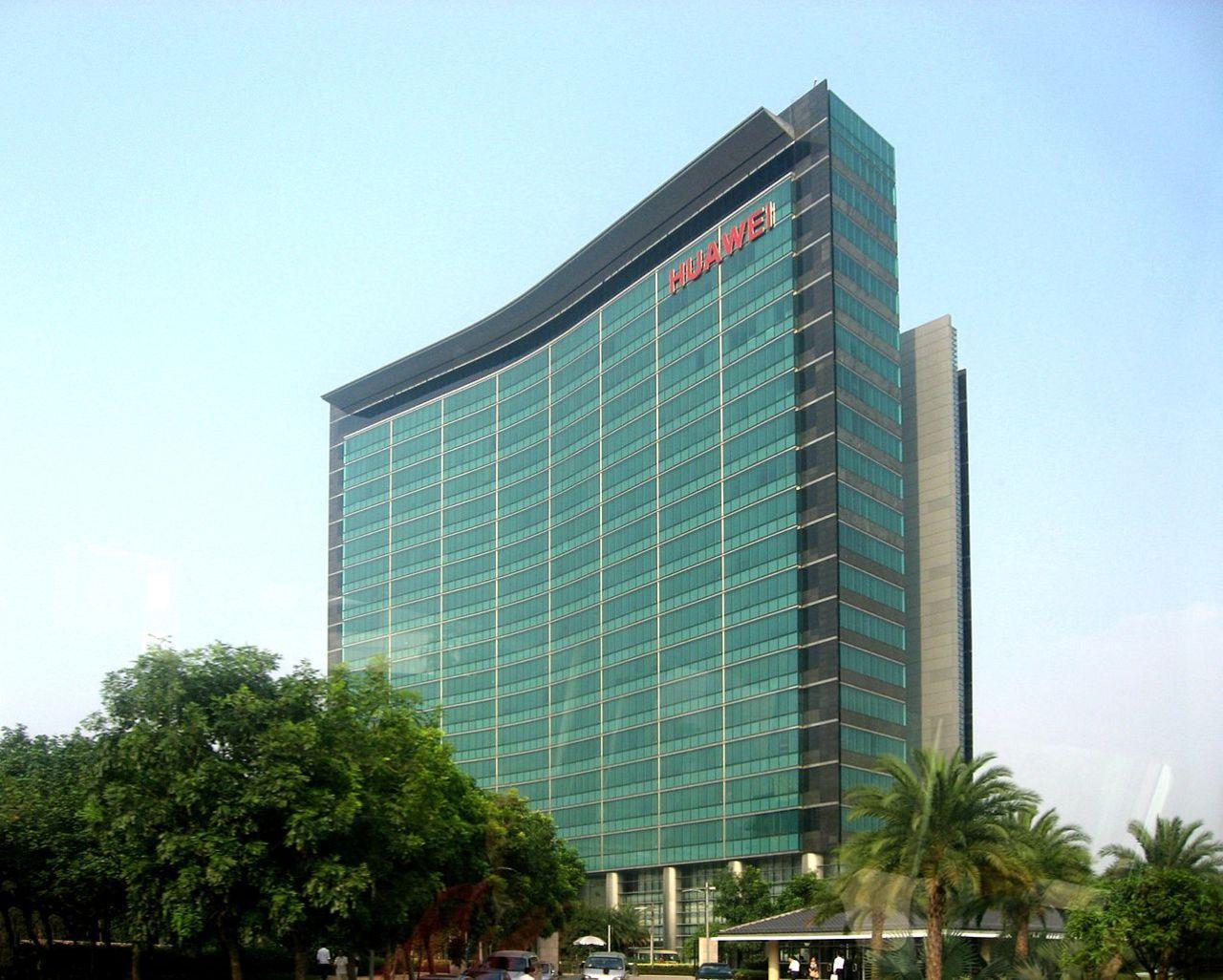 Huawei stämmer USA:s regering