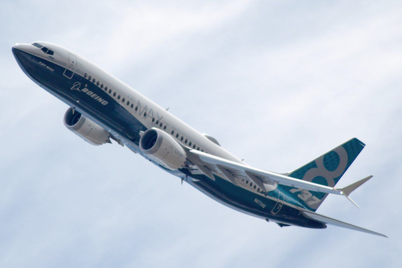 Splitternytt Boeing 737 Max 8-flygplan har störtat i Etiopien
