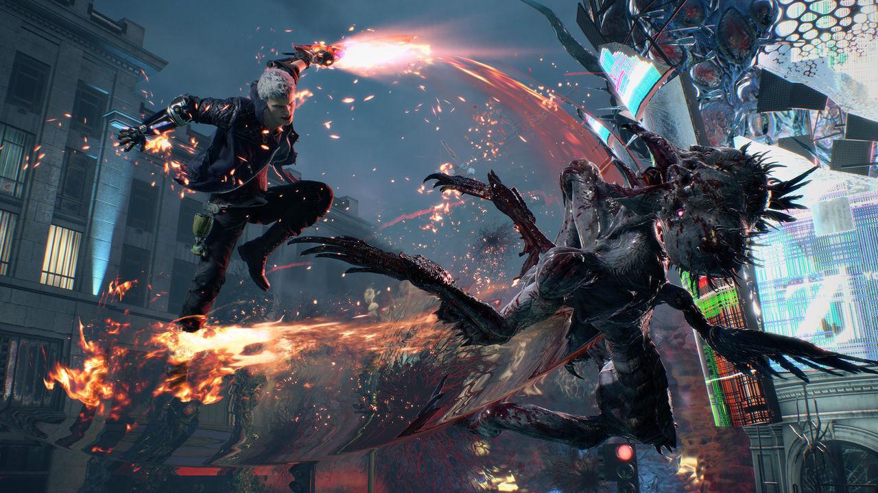 Denuvo verkar påverka prestandan i Devil May Cry 5