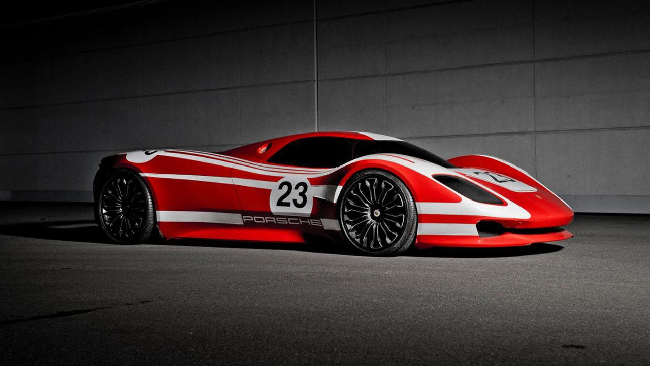 Porsche firar 50 år sedan lanseringen av 917