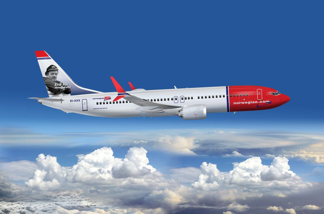 Norwegian slutar flyga Boeing 737 MAX 8