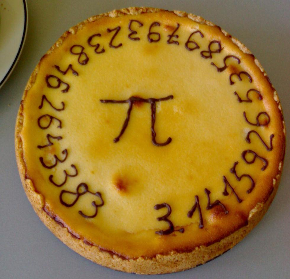 Tut i luren - idag firar vi pi!