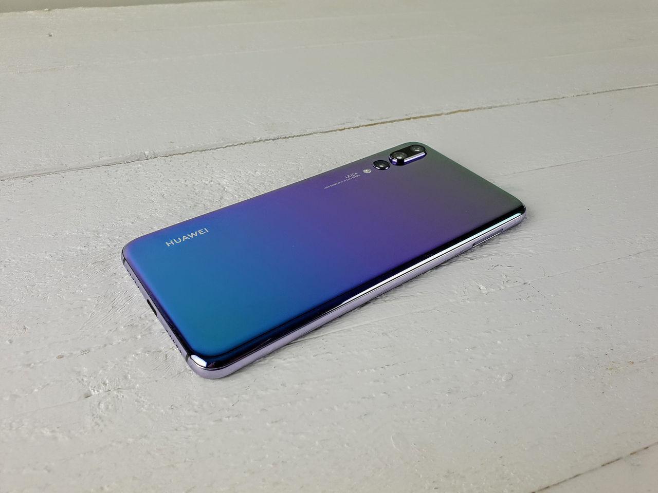 Huawei har gjort ett eget operativsystem för mobiler
