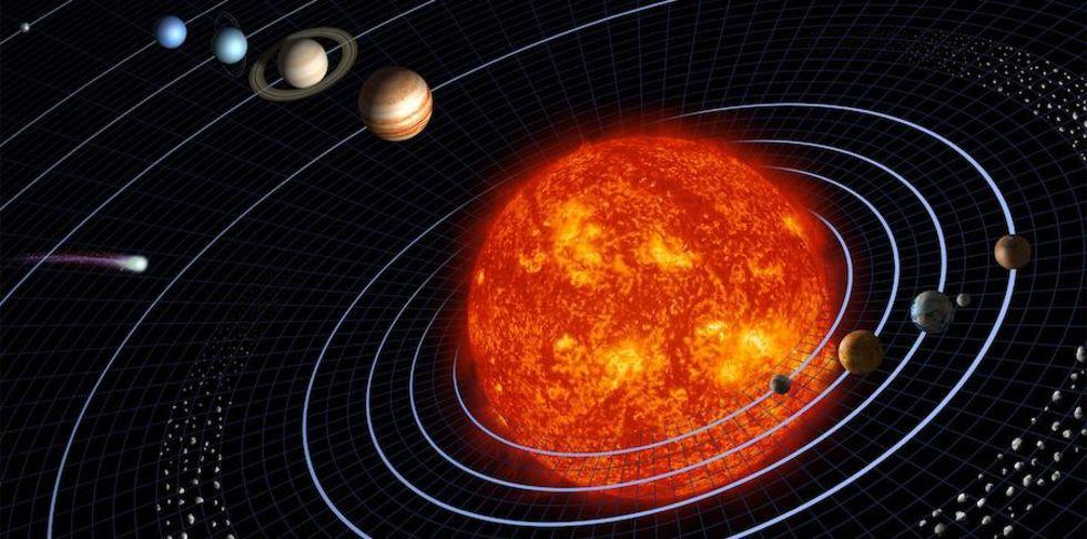 Ligger Merkurius närmare jorden än Venus?