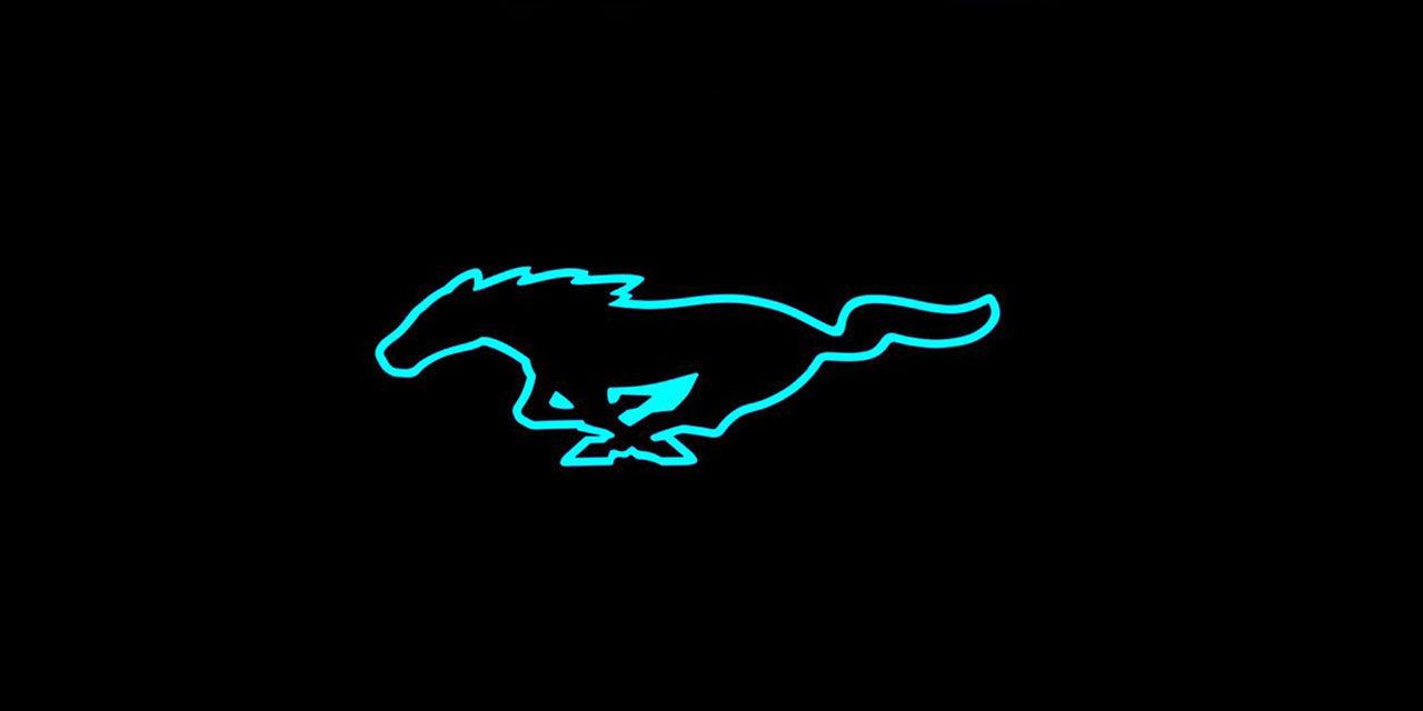 Ford släpper teaser för den eldrivna Mustangen