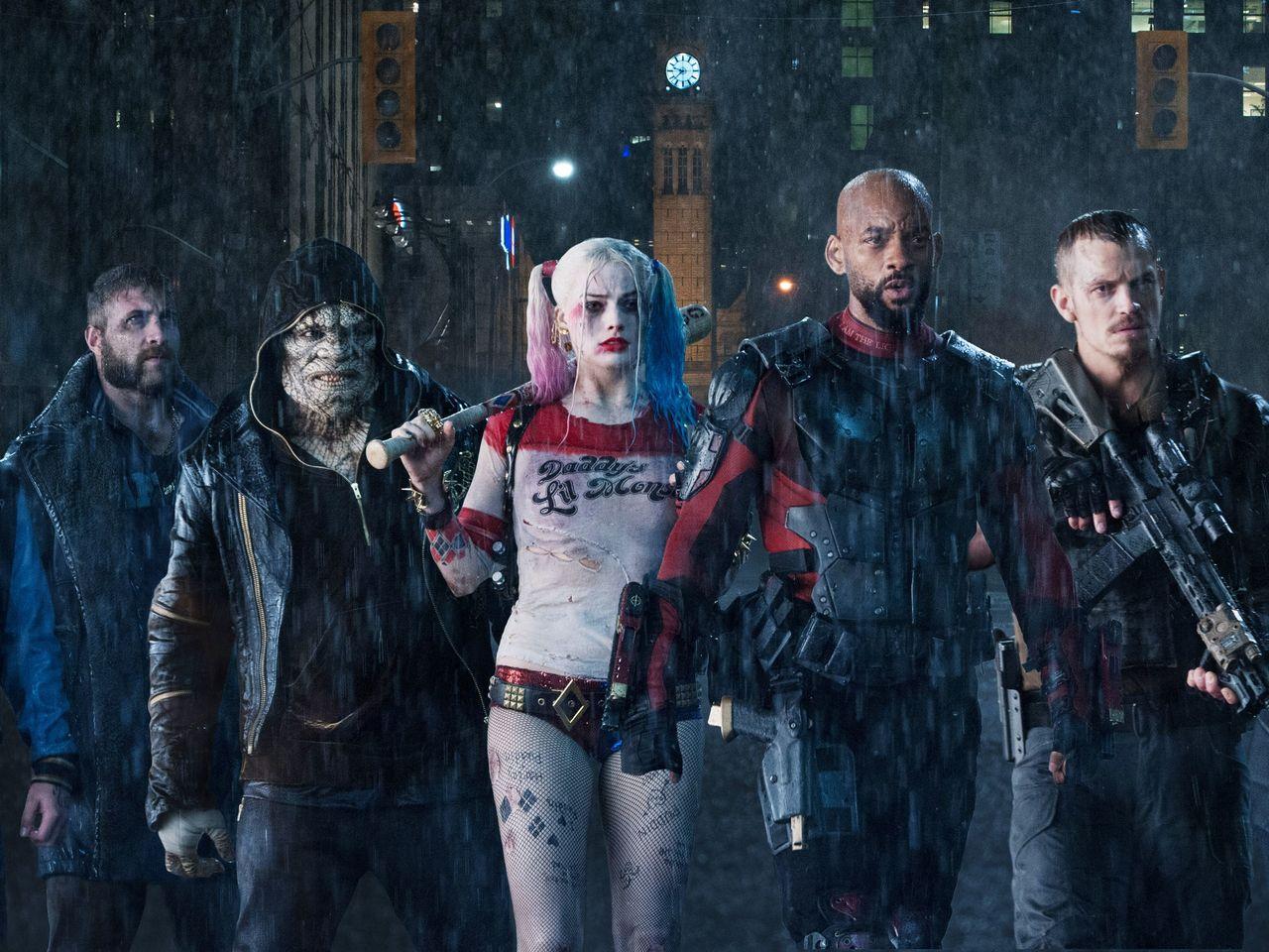 Nästa Suicide Squad-film blir inte en uppföljare