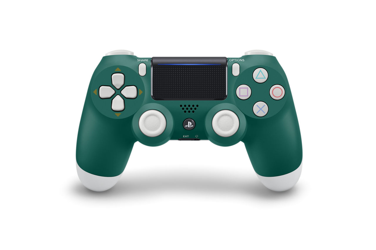 DualShock 4 får ny färg