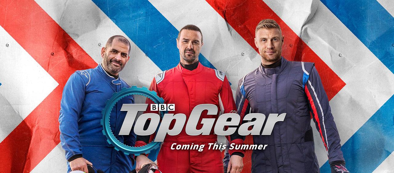 En första titt på nya Top Gear