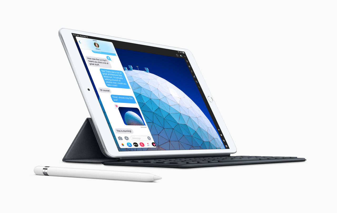 Apple släpper iPad Air 10.5 med A12 Bionic