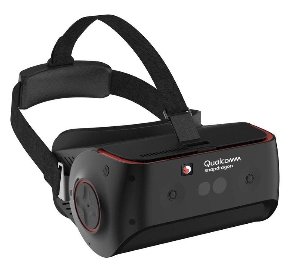VR-headset som går att koppla till datorn visas på GDC